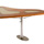 boomerang dining table left side